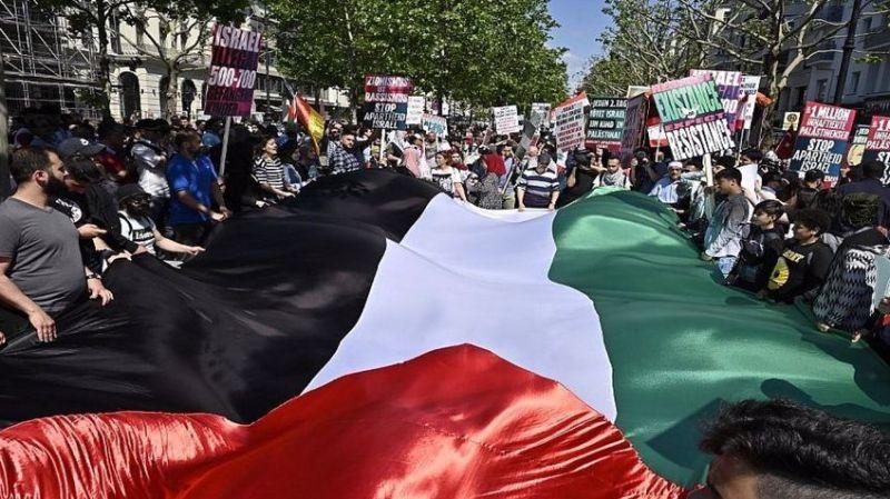 Almanya'da Kudüs Günü yürüyüşü ilk kez yasaklandı