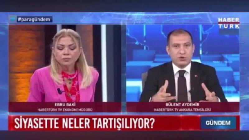 Habertürk'ten MHP'ye sert mesaj