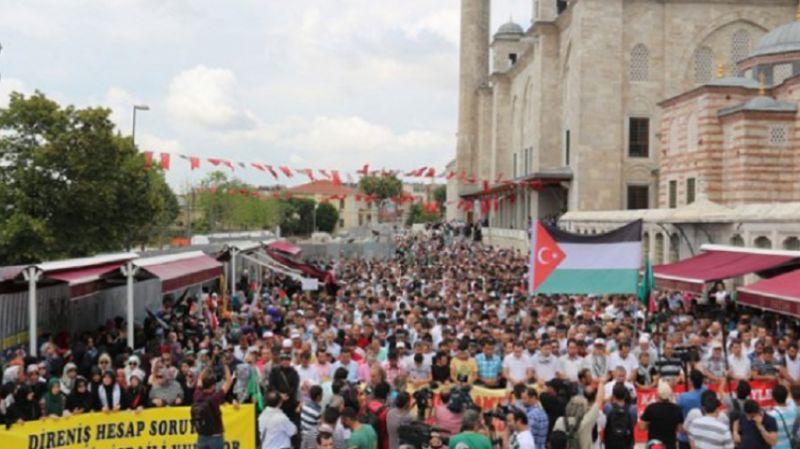 'Mezhep, meşrep ayrımı yapmıyoruz; 7 Mayıs Cuma günü Kudüs Günü'nü kutlayacağız'