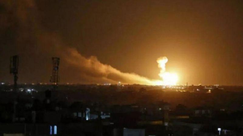 Siyonist rejim, Suriye'ye saldırılarını aralıksız devam ettiriyor