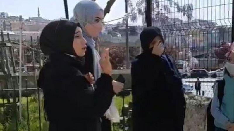 Ali Erbaş, Mihrimah Sultan Camii'ndeki olaya ilişkin konuştu