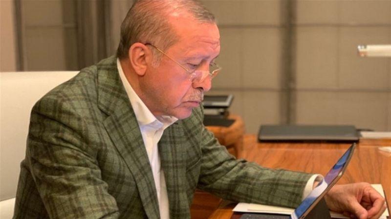 Cumhurbaşkanı Erdoğan, sosyal medyadaki o paylaşımı sildirdi: Çok sert tepki gösterdiğini duydum