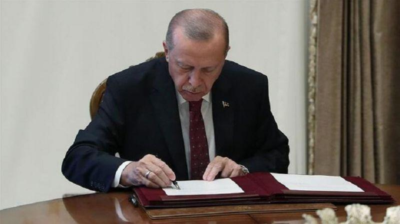 Atama kararları Resmi Gazete'de: Erdoğan, o isimleri görevden aldı