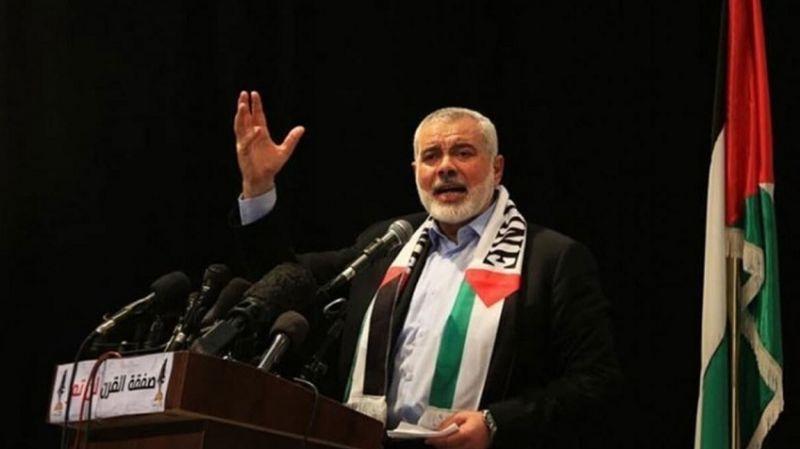 İsmail Heniyye: Filistinliler dün Yüzyılın Anlaşması'nı parçaladı, Netanyahu ateşle oynamasın!