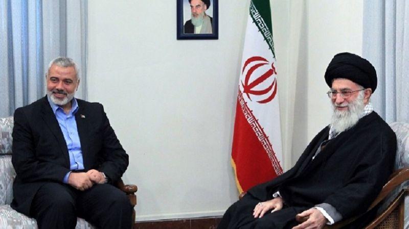 Hamas lideri İsmail Heniyye, Ayetullah Hamaney'e mektup yazdı