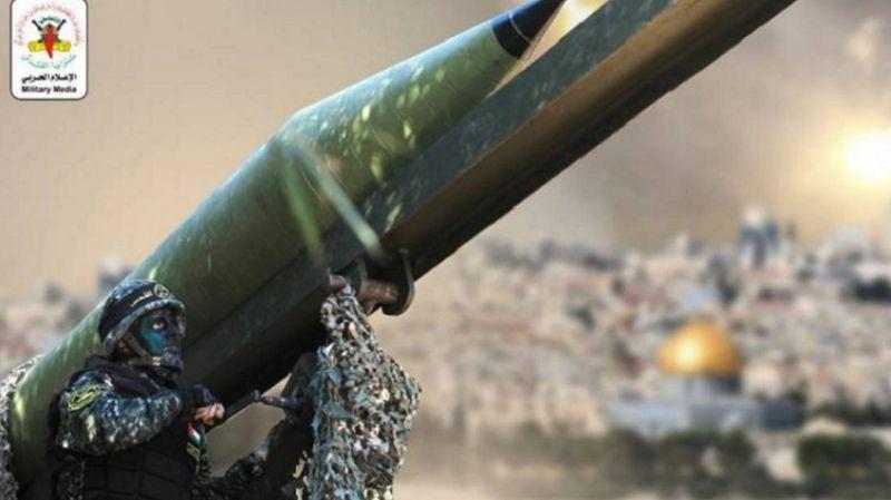Aşkelon'da İsrail'i vuran füzeler İran yapımı!