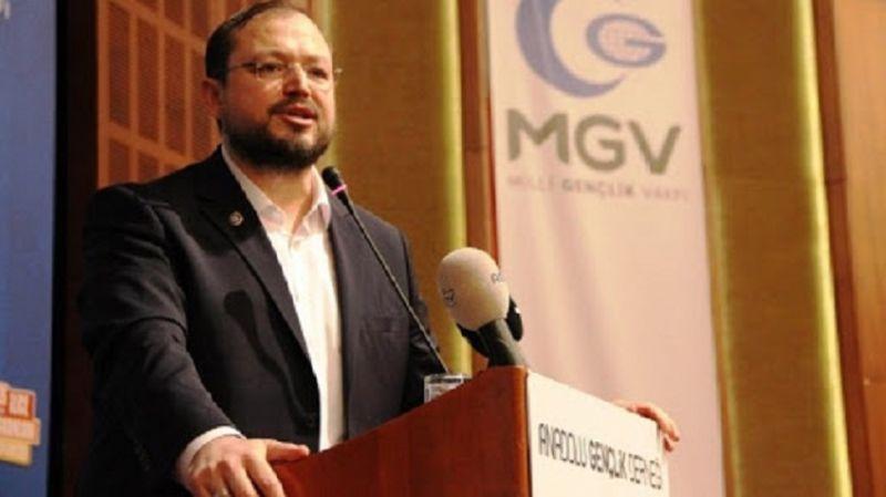 AGD Genel Başkanı Salih Turhan'dan Fahrettin Altun'a sert tepki