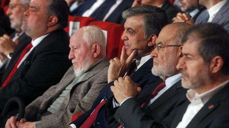 Saadet liderine Abdullah Gül soruldu