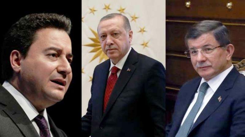 Erdoğan'ın sözlerinin ardından Davutoğlu'ndan çağrı: Hodri meydan