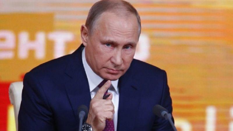 Putin: Dişlerini kırarız