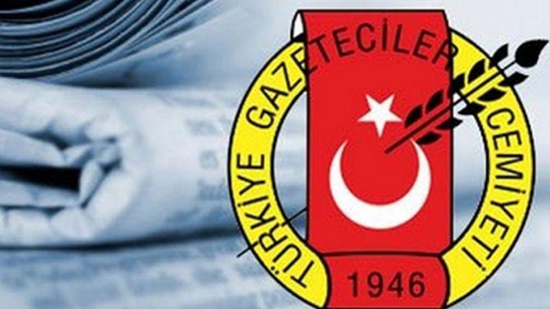 Türkiye Gazeteciler Cemiyeti'nden Özışık kararı