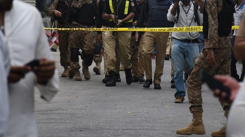 Pakistan'da İsrail'i protesto gösterisini kana buladılar: Bombalı saldırıda 6 şehit