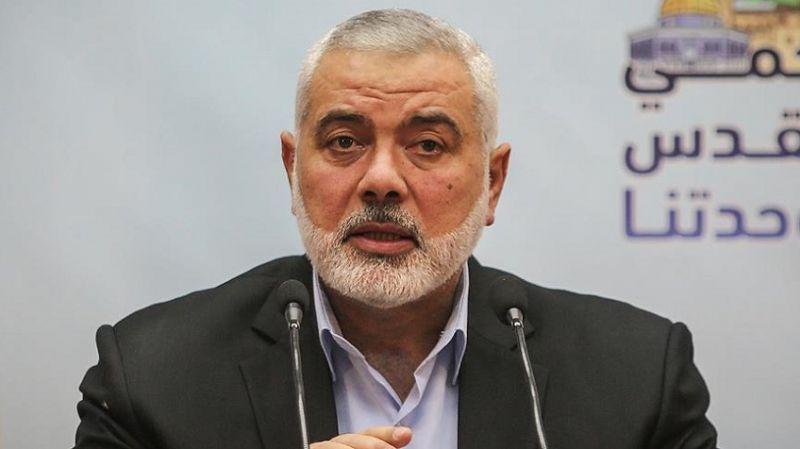 Hamas lideri İsmail Heniyye: Parasını ve silahını bizden esirgemeyen İran İslam Cumhuriyeti'ne teşekkür ediyorum (Tercüme-Haber)