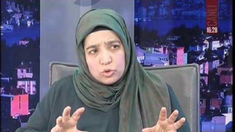 Fatma Tuncer, kibirli yöneticilere ve tekfirci hocalara seslendi: Filistin kazandı, biz kaybettik