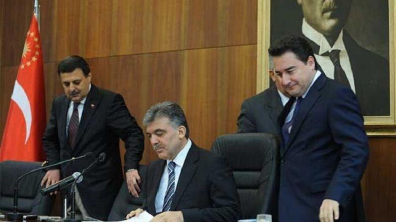 Ali Babacan'dan Abdullah Gül açıklaması: Ak Parti'li vekillerin en az yarısı biliyordu