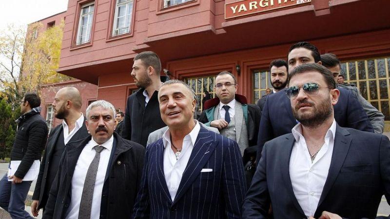 Sedat Peker'i Makedonya'ya davet edenin kim olduğu ortaya çıktı