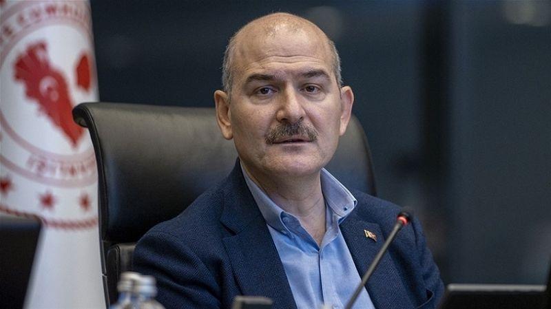 Süleyman Soylu canlı yayına çıkıyor: 4 gazetecinin sorularına cevap verecek