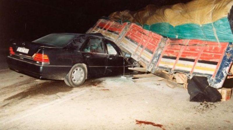 3 Kasım 1996'da Susurluk'ta ne oldu?