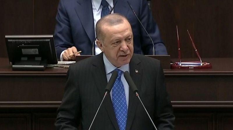 Erdoğan: Süleyman Soylu'nun yanındayız, hedef Türkiye!