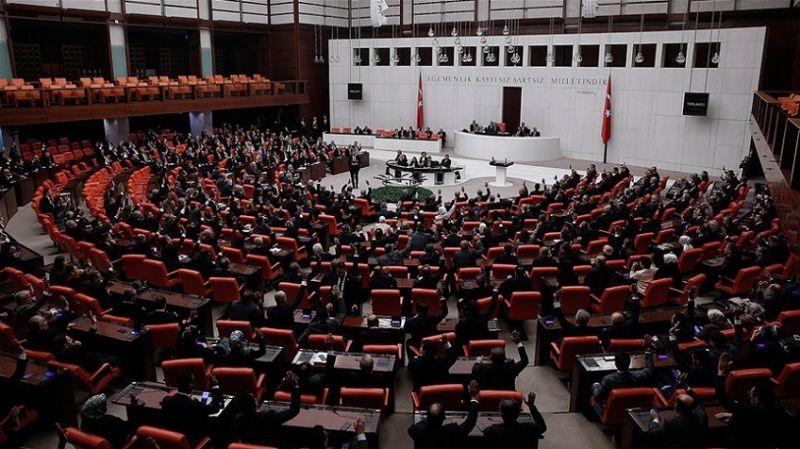 11 milletvekili hakkında fezlekeler meclise sunuldu