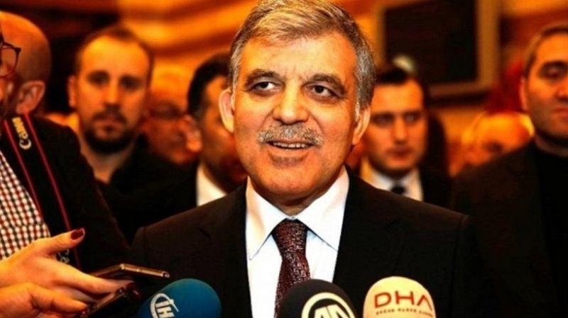 Abdullah Gül'ün yanından ayrılmıştı: Erdoğan'a övgüler dizdi