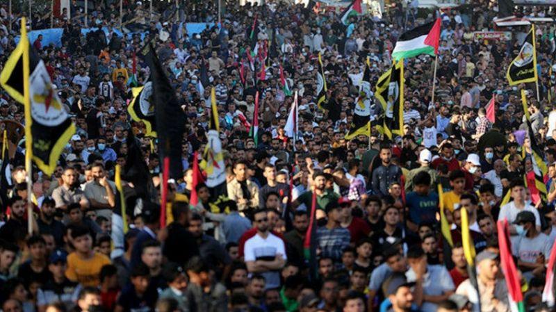 Hamas, zaferi kutladı: Direniş ümmetin umududur!