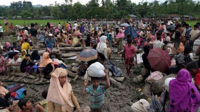 Myanmar'da askeri darbe sonrası zulüm sürüyor: Müslümanlar ortak komite kurdu