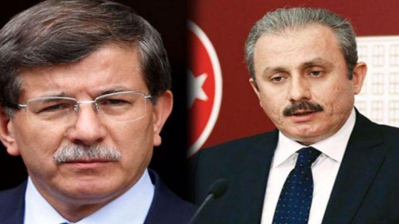 Davutoğlu: Mustafa Şentop bana Süleyman Soylu ile ilgili dedi ki...