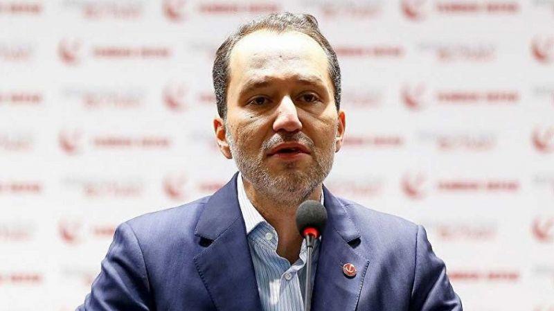 Fatih Erbakan'dan Sedat Peker çağrısı