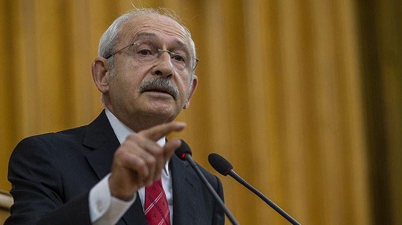 Siyasetteki üslup sorunundan şikayet eden Kılıçdaroğlu, Ayasofya'daki imama defalarca 'meczup' dedi