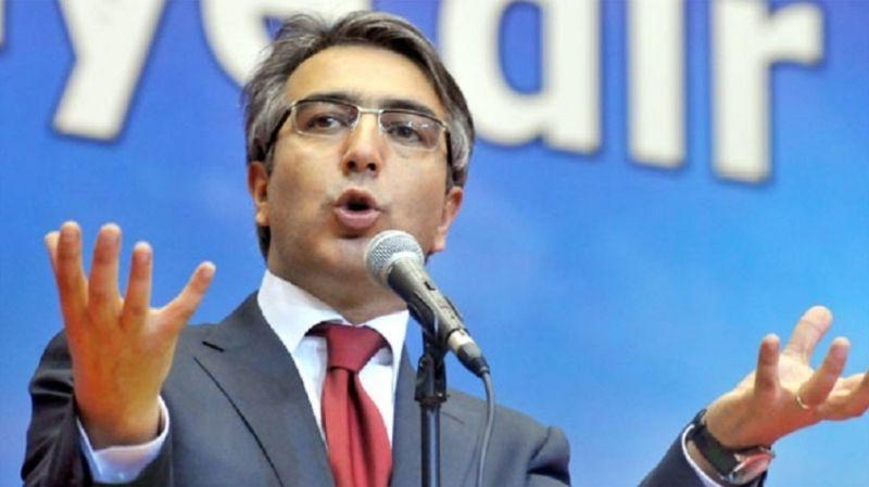 Erkan Mumcu'dan Ak Parti çıkışı