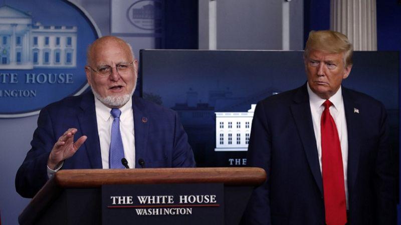 ABD eski CDC Direktörü: Covid 19'un laboratuvar kaynaklı olduğunu dile getirdiğim için ölüm tehditleri alıyorum