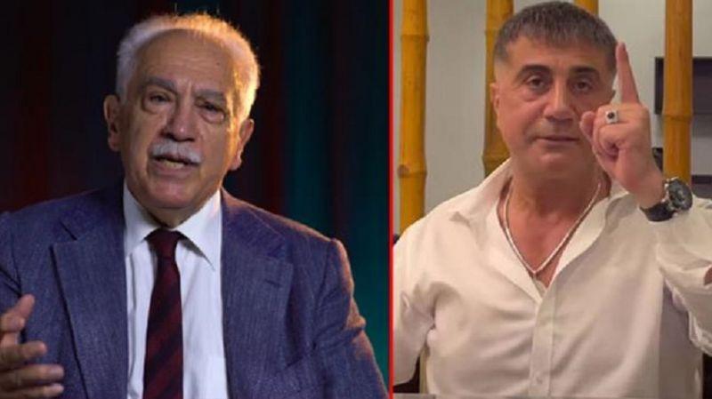 Perinçek'ten Sedat Peker hakkında suç duyurusu