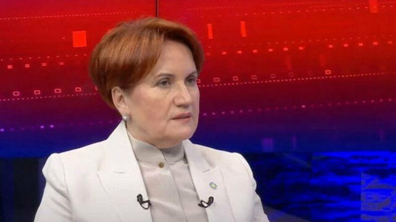Meral Akşener, cumhurbaşkanlığı seçimlerinde HDP ile ittifaka ilişkin tavrını açıkladı