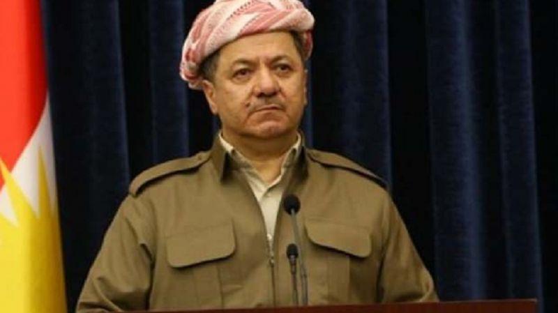 Barzani'den intikam yemini