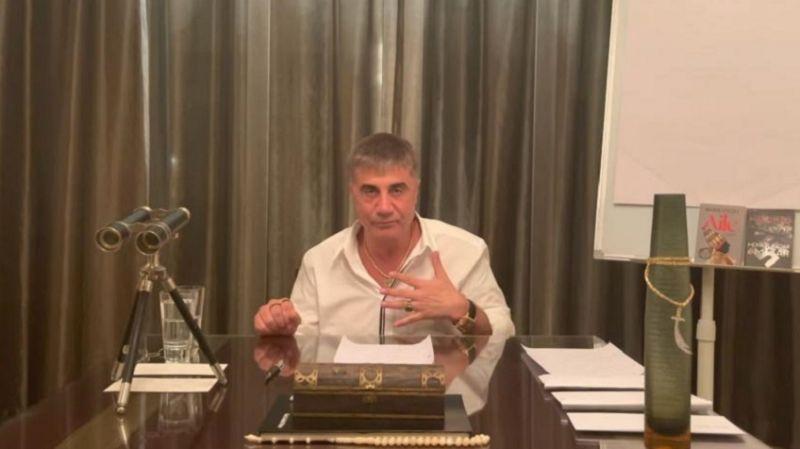 Kaldığı otel ifşa olan Sedat Peker yer değiştirme kararı aldı