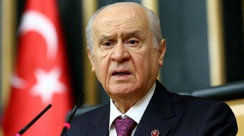 MHP'de Devlet Bahçeli'ye muhalif olan isim ihraç edilecek