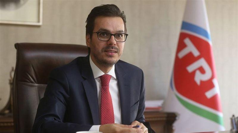 TRT Genel Müdürü, toplam maaşını açıkladı