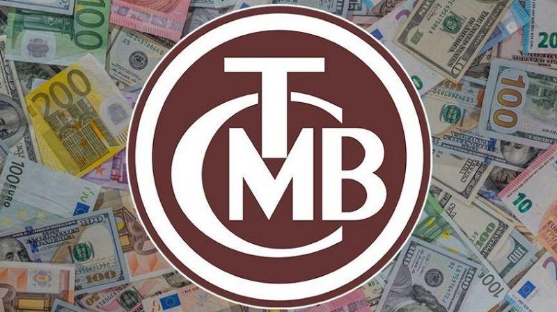 Merkez Bankası, 2021 sonu için dolar tahminini yükseltti