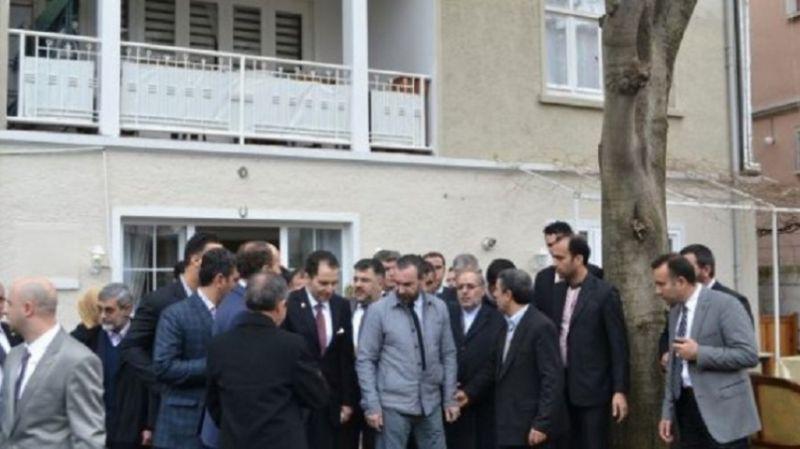 İmam Humeyni'nin Bursa'da kaldığı ev satışa çıkartıldı