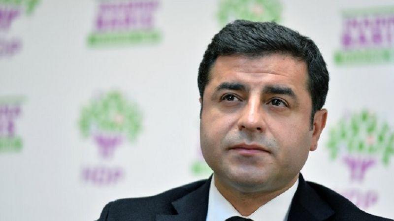 Demirtaş 'Çantada keklik değiliz' dedi, Millet İttifakı'na mesaj verdi