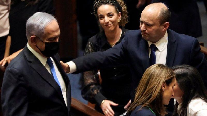 İsrail'in yeni başbakanı Bennett: Biz Gazze'de İran'la savaşıyoruz!