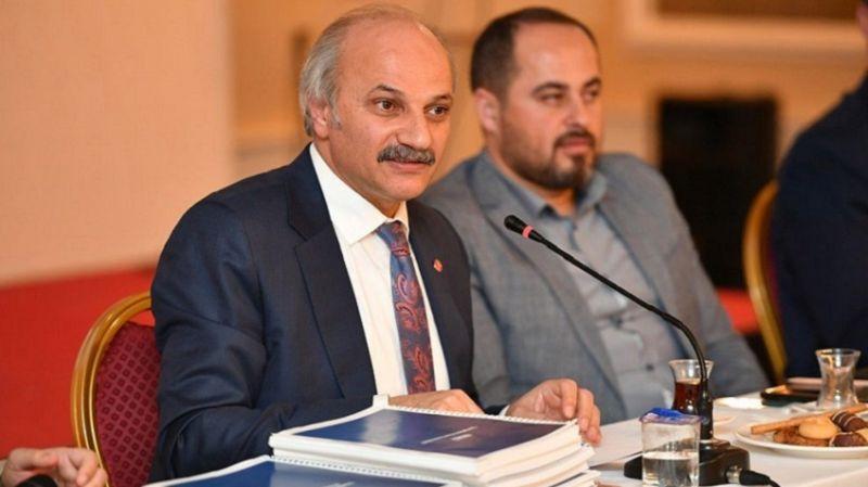 Asiltürk'ün manifestosu sonrası Saadet Partisi Genel Merkezi'nden ilk açıklama geldi