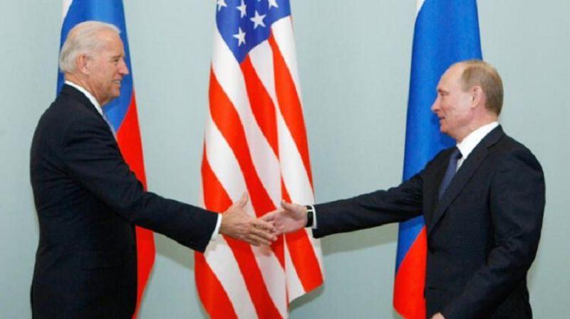 Cenevre'de Biden ve Putin zirvesi