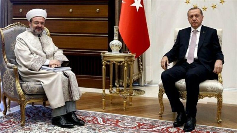 Mehmet Görmez'in de aralarında olduğu isimlerden Cumhurbaşkanı Erdoğan'a çağrı