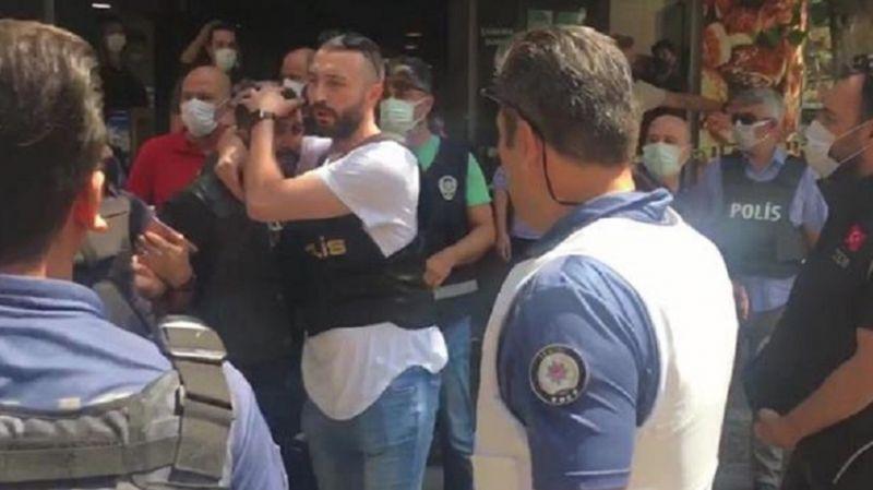 HDP binasını ateşe veren saldırganın kimliği belli oldu