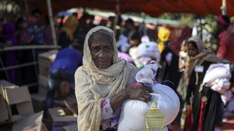 BM: Myanmar'da 1 milyon kişi yardıma muhtaç