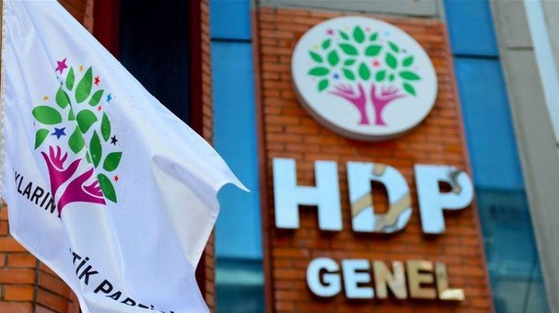 HDP'ye kapatma davasında raportör iddianamenin kabulünü istedi