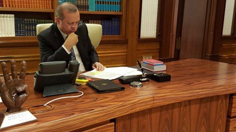 Erdoğan'ın masasındaki son anketin sonuçları ortaya çıktı