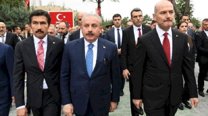 Selvi, Süleyman Soylu-Mustafa Şentop görüşmesinin detaylarını yazdı